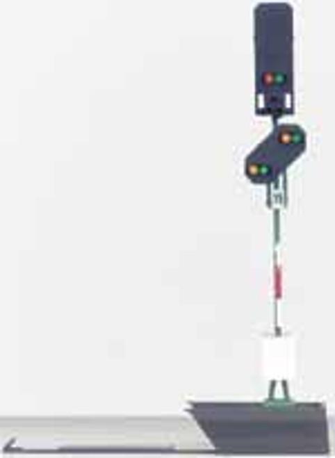 M76395  2003QTBA COLOR LIGHT HOME SIGNAL W/DISTANT SIGNAL