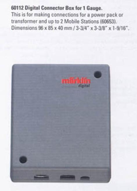 W441-60112  Digital Connector Box for 1 Gauge