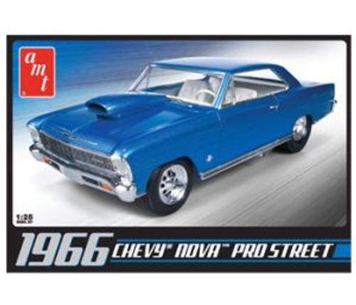 AMT636  '66 Chevy Nova Pro Street  1/25