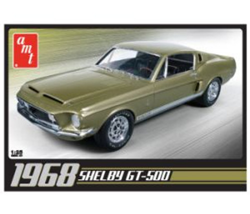 AMT634  '68 Shelby GT500  1/25