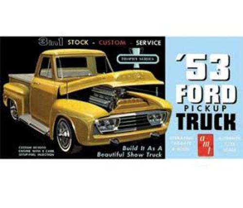 AMT882  1953 FDORD PICKUP TRUCK