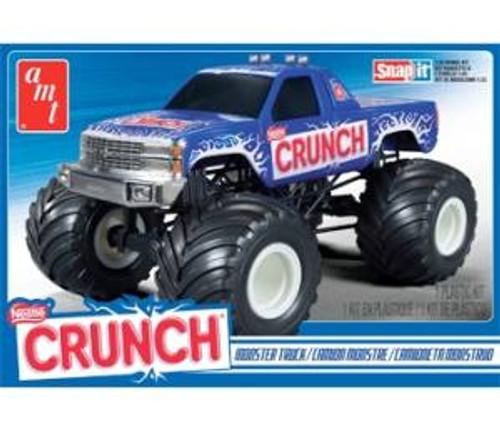 AMT911  Nestle Crunch Chevy Monster Truck SNAP
