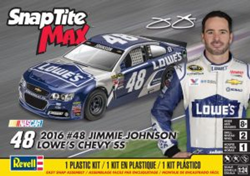 RMX851475  851475 1/24 #48 Jimmy Johnson Lowe's Chevy SS