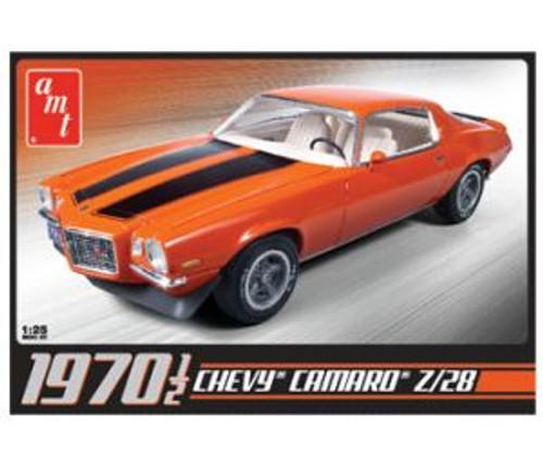 AMT635  AMT635L/12 1/25 Camaro Z28 1970 1/2