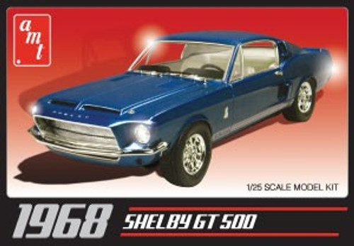 AMT-634  1/25 1968 Shelby GT500