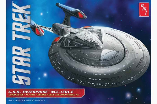 AMT-853  1/1400 Star Trek USS Enterprise NCC1701E