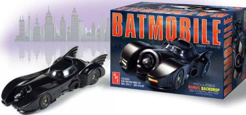 AMT-935  1/25 1989 Batmobile