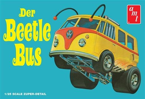 AMT-992  1/25 Volkswagen Beetle Custom Bus