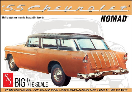 AMT-1005  1/16 1955 Chevy Nomad Wagon