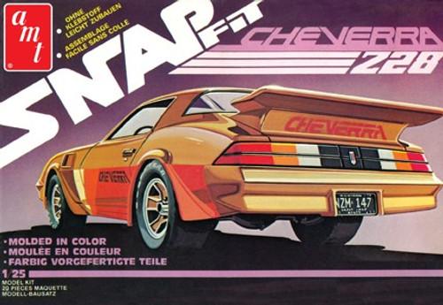 AMT-1007  1/25 Cheverra Custom 1980 Camaro Z28 Car (Snap)