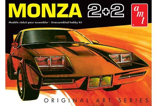 AMT-1019  1/25 Monza 2+2 Custom Car