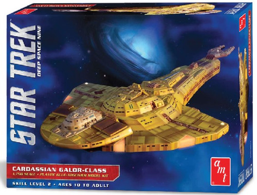 AMT-1028  1/750 Star Trek Deep Space Nine Cardassian Galor-Class Warship