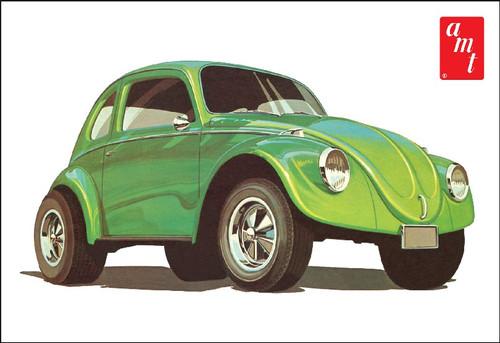 AMT-1044  1/25 Volkswagen Beetle Superbug Gasser