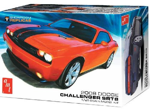 AMT-1075  1/25 2008 Dodge Challenger SRT8