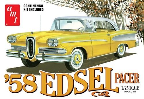 AMT-1087  1/25 1958 Edsel Pacer