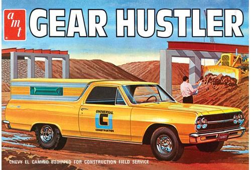 AMT-1096  1/25 1965 Chevy Gear Hustler El Camino