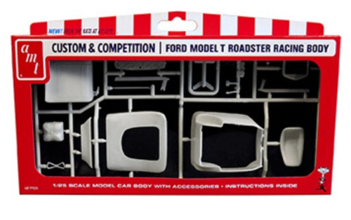 AMT-PP9  1/25 Ford Model T Racing Body Car Parts Pack