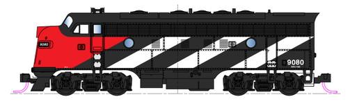 N F7A Diesel CN #9098 w/DCC