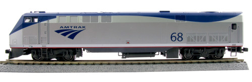 HO P42 Diesel Amtrak PhV Late #19 w/LokSound