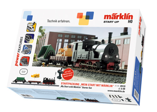 2020 Marklin 29133 Start up Digital Starter Set