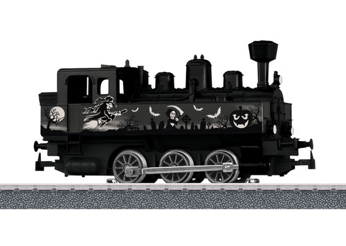 "2020 Marklin 36872 Start up Steam Locomotive ""Halloween"""