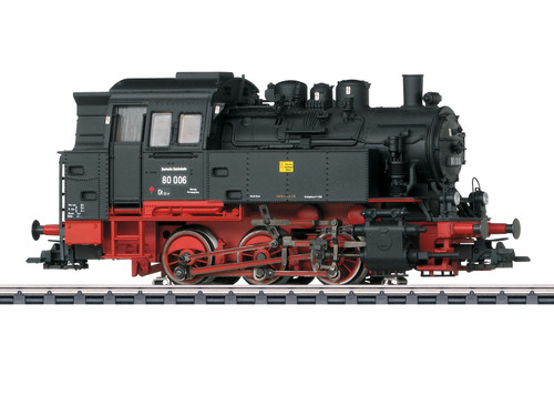 2020 Marklin 37063 Dgtl Steam Locomotive BR 80, DR, Ep.III