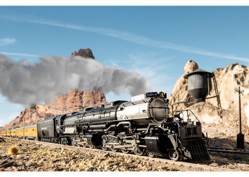 2020 Marklin 37997 Dgtl Steam Locomotive Big Boy, 4014, U.P., Ep.VI