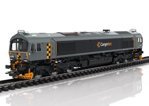 2020 Marklin 39063 Dgtl Diesel Locomotive Class 66, CargoNet, VI