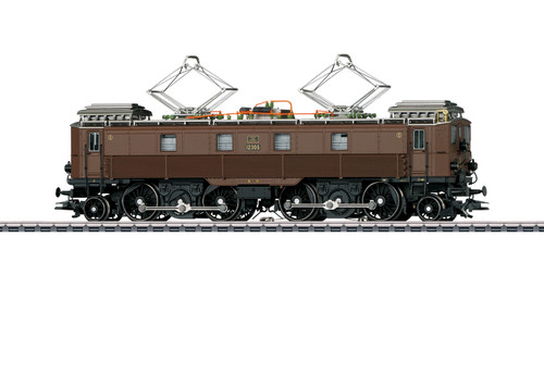 2020 Marklin 39510 Dgtl Electric Locomotive Serie Be 4/6, braun, SBB, II