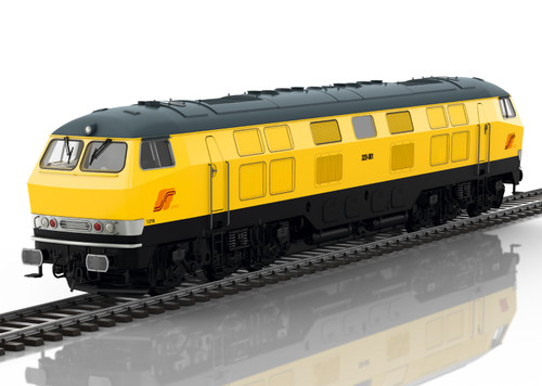 2020 Marklin 55324 Diesel Locomotive SerFer 320-001 EP. V**