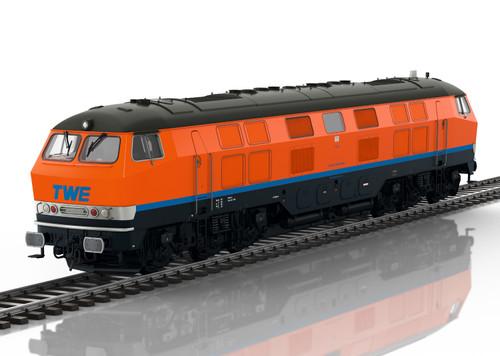2020 Marklin 55325 Diesel Locomotive V 320 TWE EP. IV**
