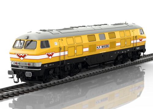 2020 Marklin 55326 Diesel Locomotive V 320 001 Wiebe EP. VI