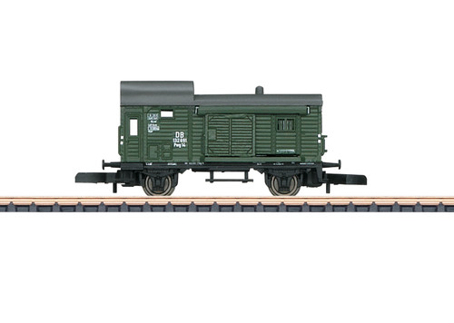 2020 Marklin 86090 Freight Train-Baggage Car Pwg Pr 14 DB