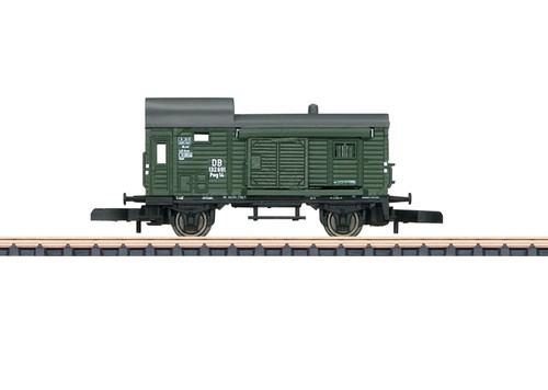 2020 Marklin 86090 Freight Train-Baggage Car Pwg Pr 14 DB