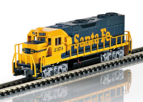 2020 Marklin 88615 Diesel Locomotive GP 38-2 ATSF EP. IV