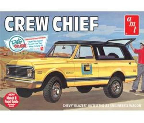AMT897  1972 Chevy Blazer Crew Chief
