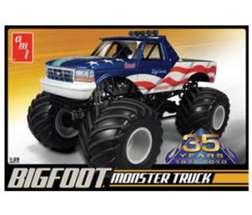 AMT668  Bigfoot Ford Monster Truck  1/25
