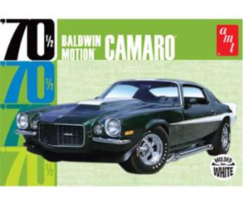 AMT855  Baldwin Motion 1970 1/2 Chevy Camaro   Dark Green