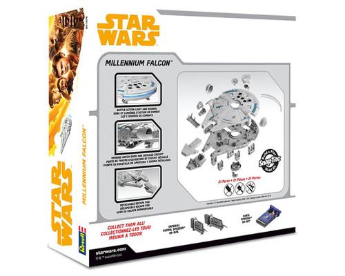 RMX851678  1/164 Lando's Millenium Falcon Star Wars SnapRMX851678