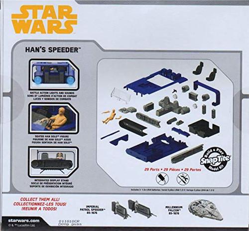 RMX851677  1/164 Han's Speeder Star Wars SnapRMX851677
