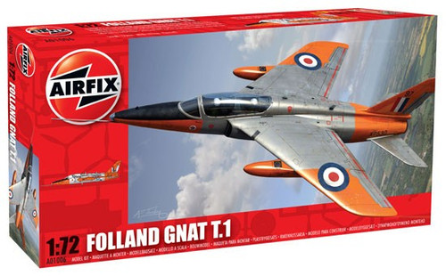 ARX-1006  1/72 Folland Gnat T1 AF Jet Trainer Aircraft (D)