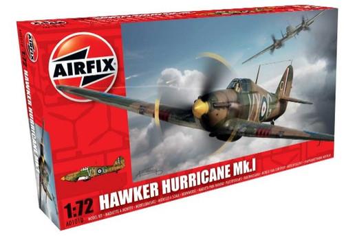ARX-1010  1/72 Hawker Hurricane Mk I Aircraft