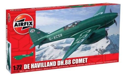 ARX-1013  1/72 DeHavilland DH88 Comet Aircraft