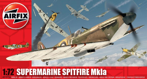 ARX-1071  1/72 Supermarine Spitfire Mk I Aircraft