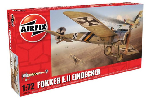 ARX-1086  1/72 Fokker E II Eindecker German Fighter