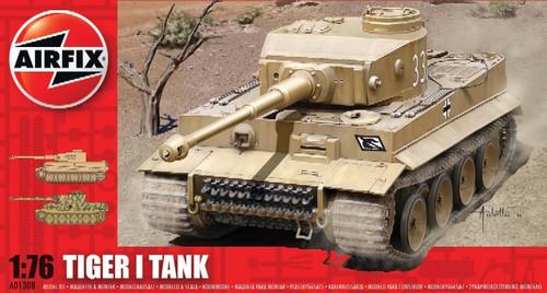ARX-1308  1/76 Tiger I Tank