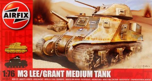 ARX-1317  1/76 M3 Lee/Grant Medium Tank