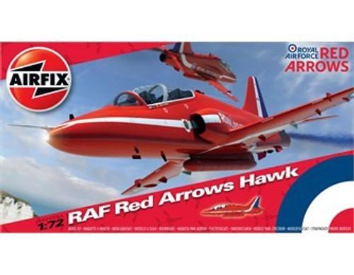 ARX-2005  1/72 BAe Red Arrows Hawk RAF Aerobatic Team Aircraft