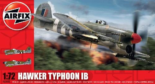 ARX-2041  1/72 Hawker Typhoon IB Fighter