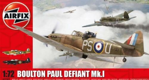 ARX-2069  1/72 Boulton Paul Defiant Mk I Fighter